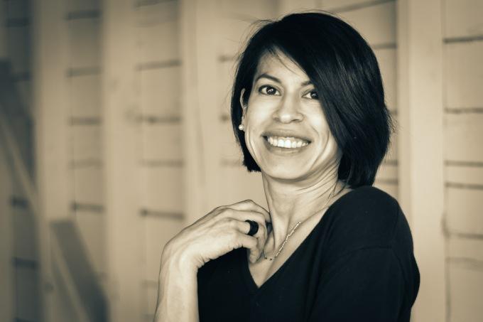 Portrait photography creative business headshot woman smile