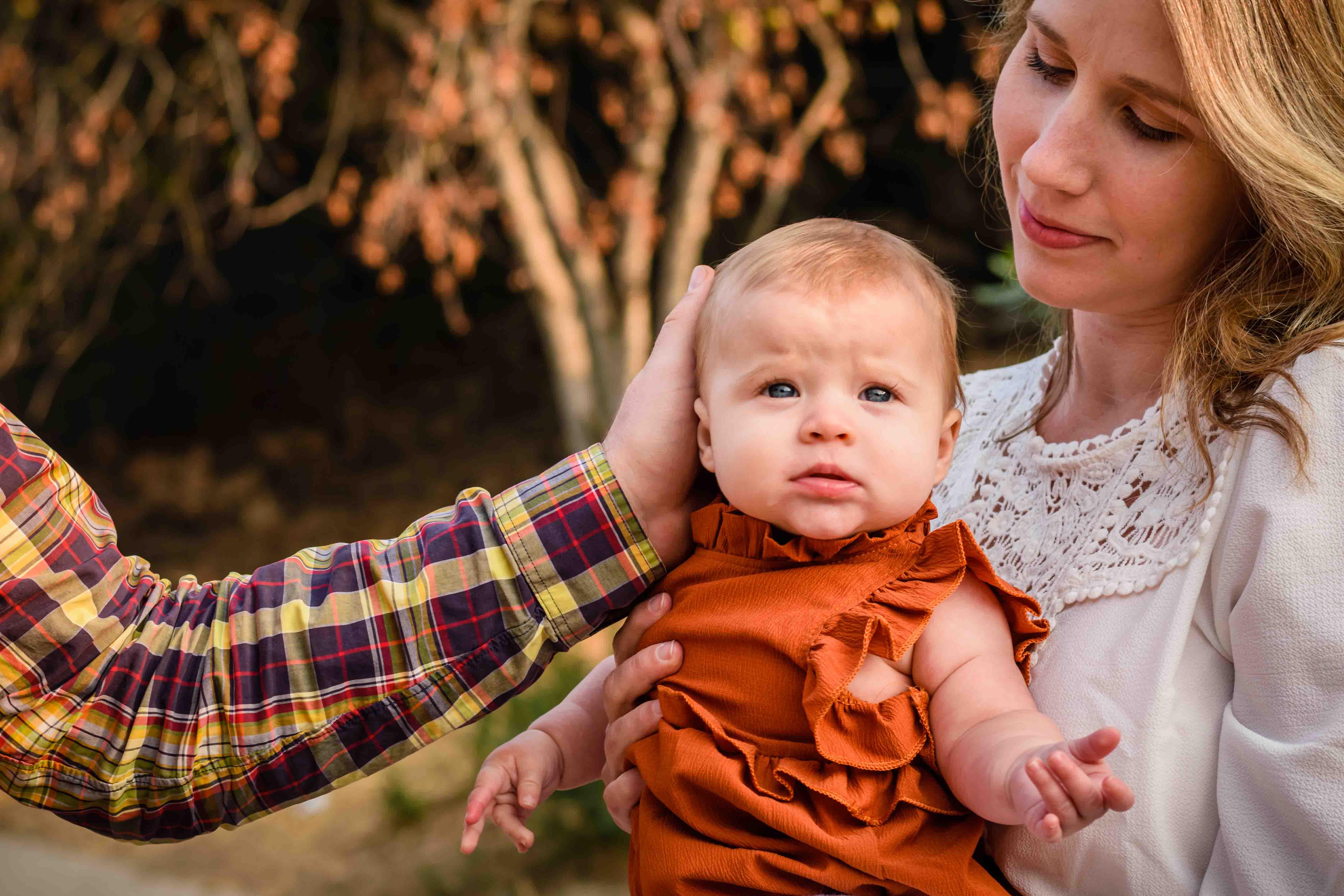 bay area family photography toddler kid McClellan ranch baby