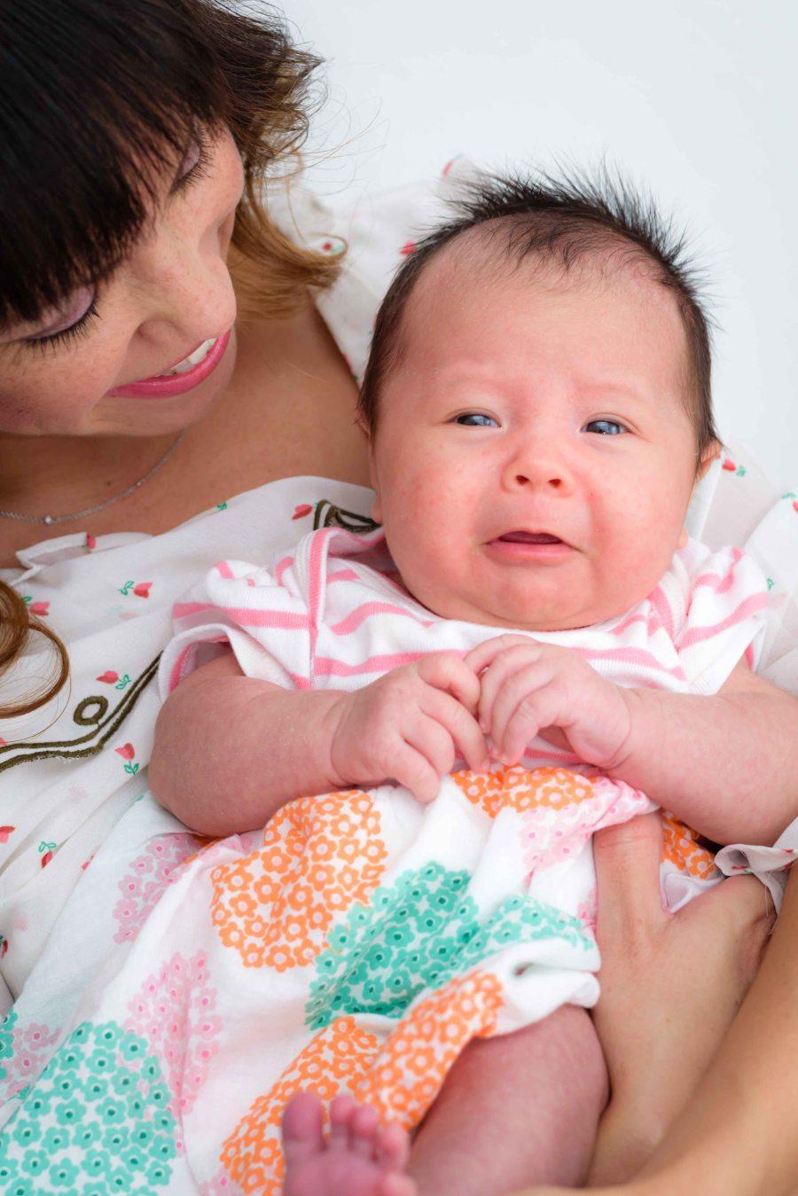 newborn family photography bay area san francisco san jose baby mom