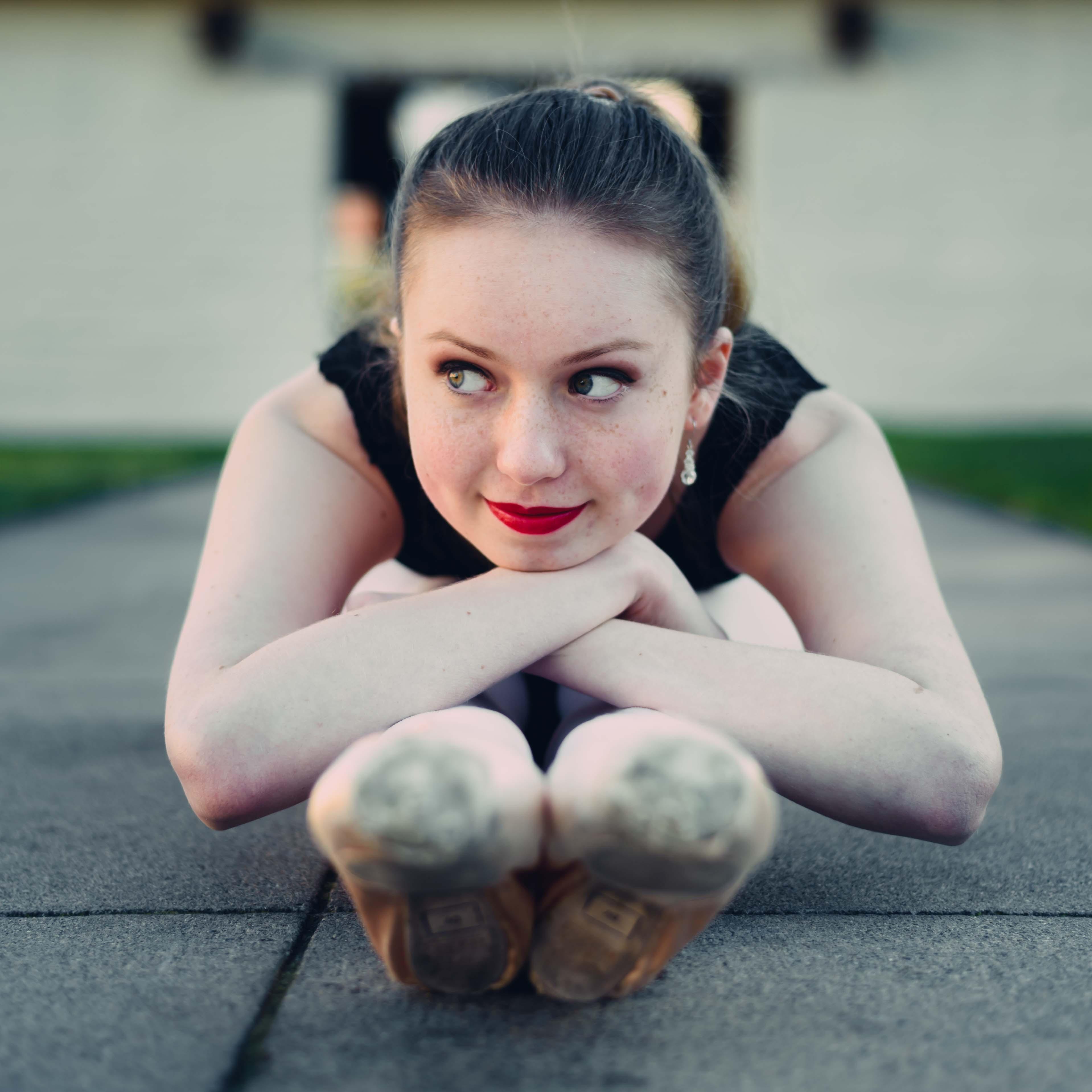 teen family photography bay area santa clara university ballet ballerina san jose photographer
