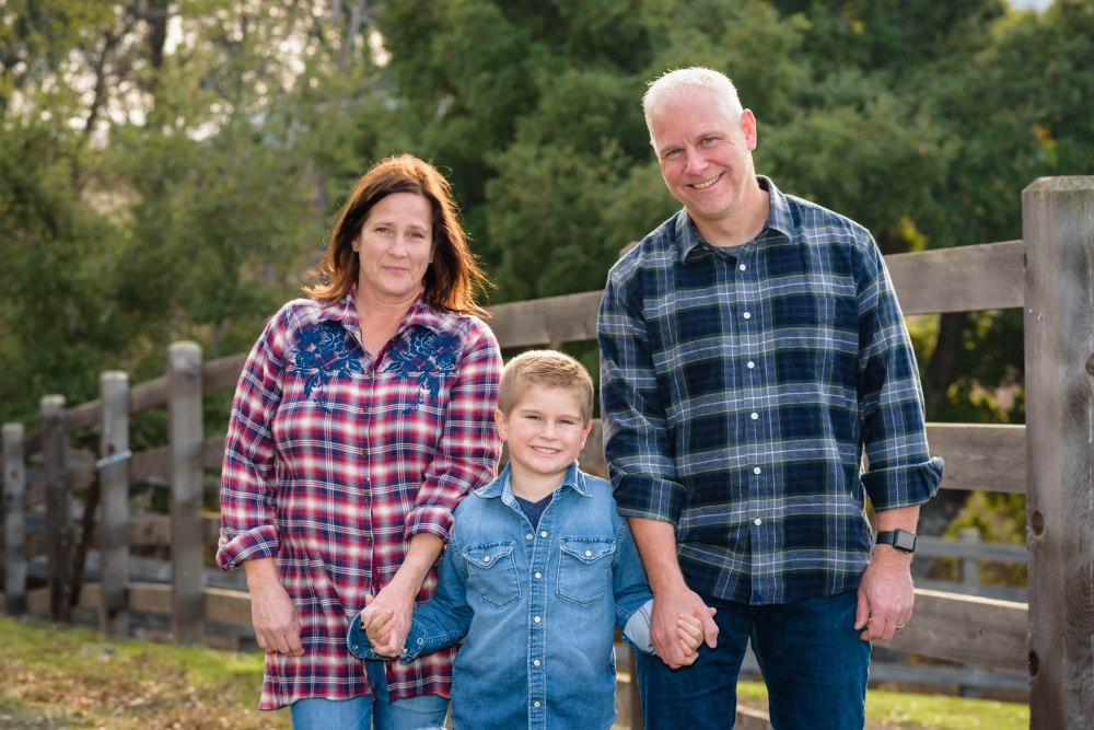 bay area family photography photographer photo session lahonda skylonda mountains palo alto redwood city menlo park portola valley kinion fence