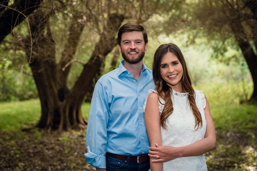 bay area photographer couples engagement photography olive grove smiles