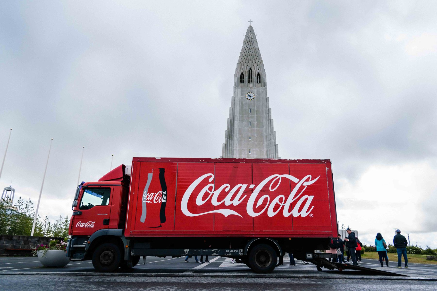 neilson bay area travel photography iceland church coca cola