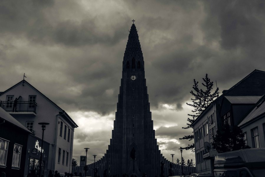 neilson bay area travel photography iceland church moody