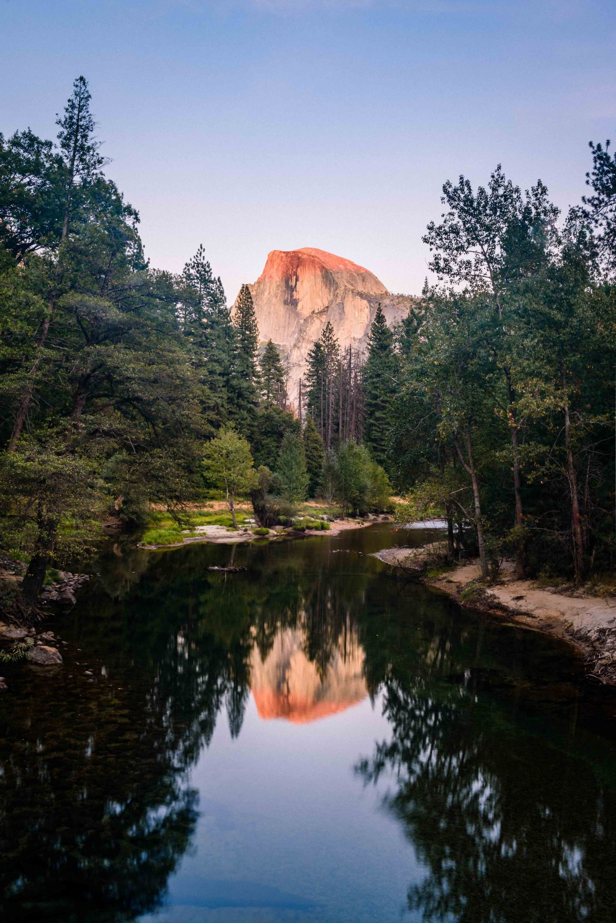 neilson travel landscape photography bay area photographer Yosemite twilight