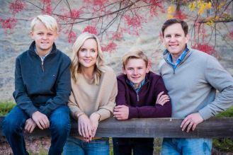 neilson family photography bay area danville linda pederson family portrait fence