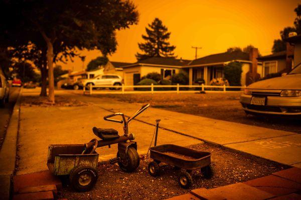 bay area fires san jose tricyle