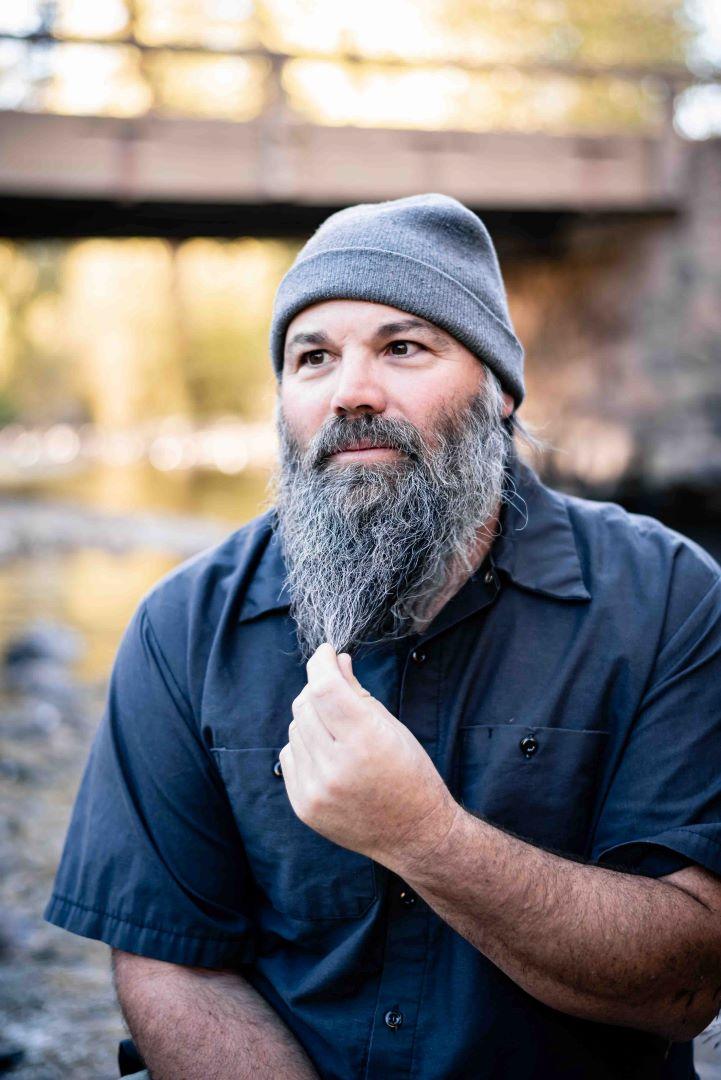 neilson portrait photography outdoor candid natural light wilderness utah beard