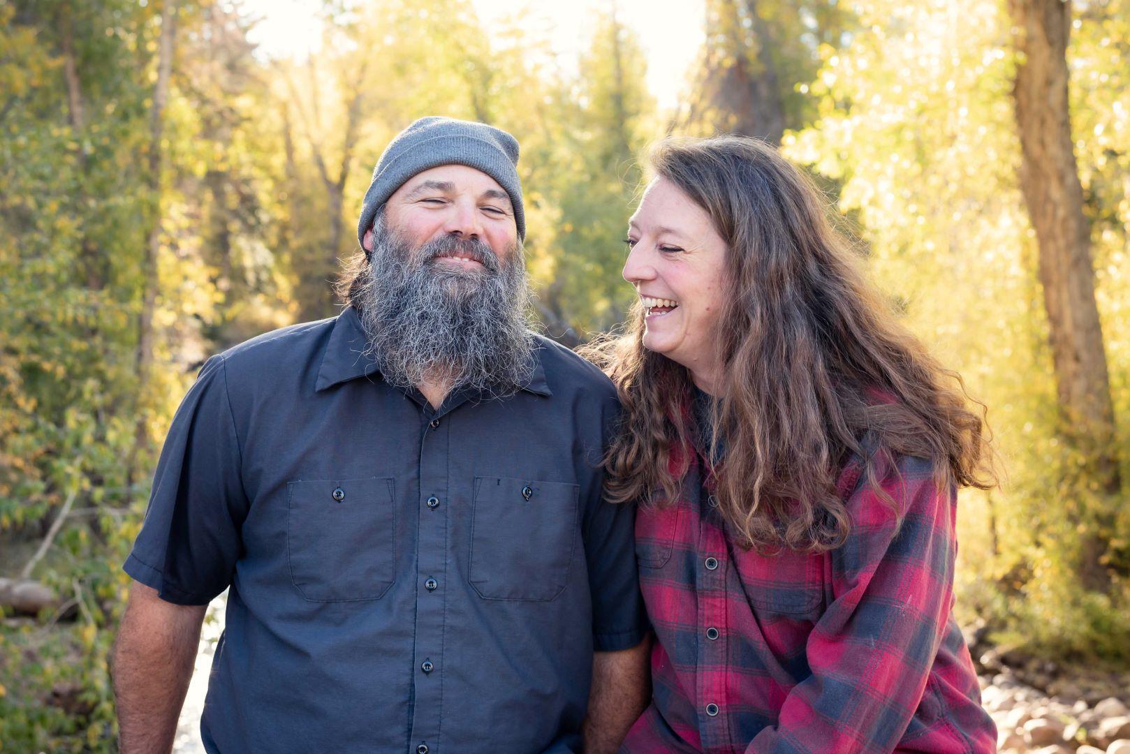 neilson couples family photography outdoor utah cabin bridge