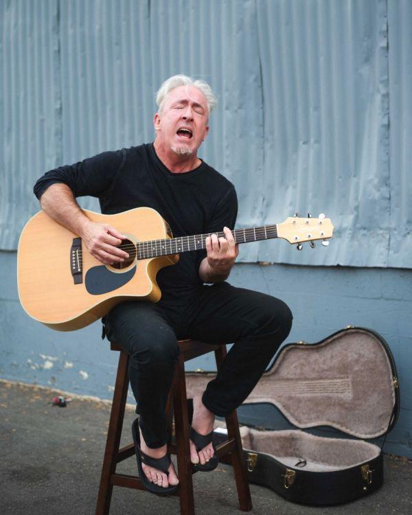neilson portrait photography bay area san jose photographer keith flemming singer song-writer poet guitar singing