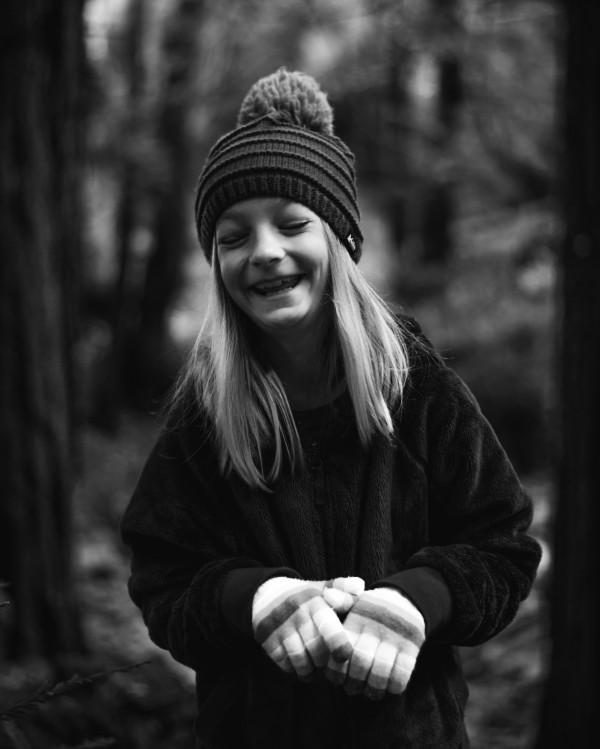 Neilson landscape photography california big sur hwy 1 limekiln black and white smile