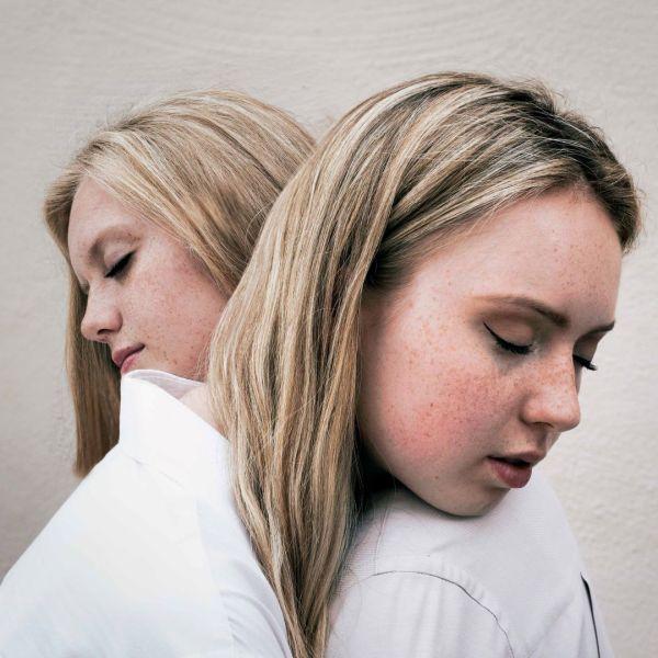 Neilson family potrait teen photography bay area san jose sisters freckles